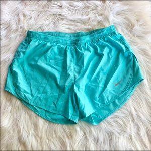 ~Nike~ Light blue athletic shorts. Size small